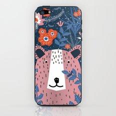 Bear Garden iPhone & iPod Skin