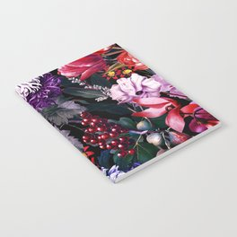 EXOTIC GARDEN - NIGHT XIX Notebook