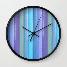 Provence Wall Clock