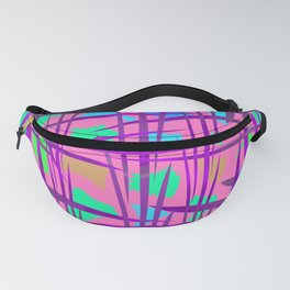 Abstract 90 PF Fanny Pack