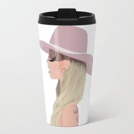 lady.gaga Travel Mug