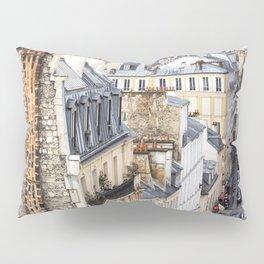 Paris Street Pillow Sham