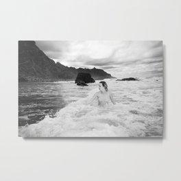 Whirlpool Metal Print