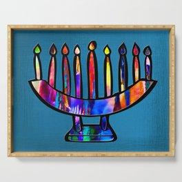 Happy Hanukkah! Serving Tray