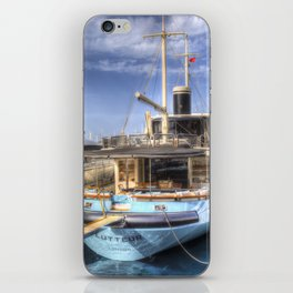 Lutteur Motor Yacht iPhone Skin