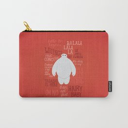 Hello, I'm Baymax Carry-All Pouch