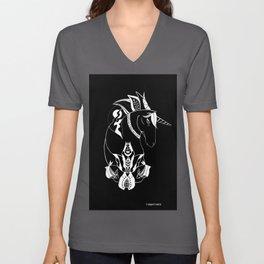 Be a Unicorn Unisex V-Neck