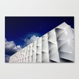 Basketball Arena - London 2012 - Olympic Park Canvas Print