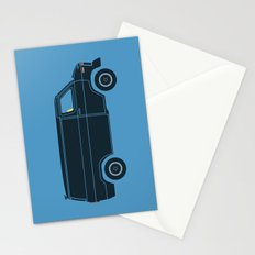 KITT Van Stationery Cards