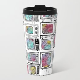 colour tv Travel Mug