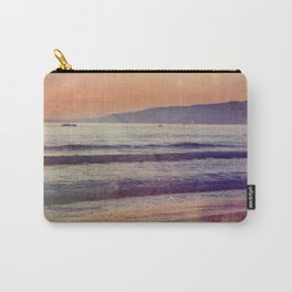 Searching for the Ocean's Serenity Carry-All Pouch