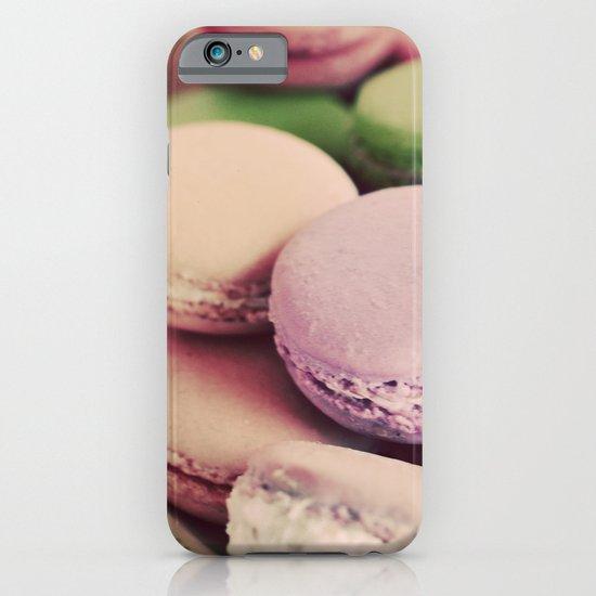 Sweet Macarons iPhone & iPod Case