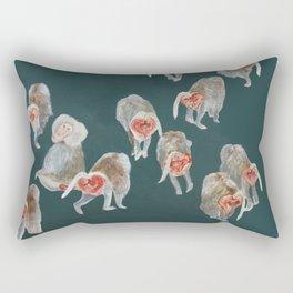 Heart shapes Rectangular Pillow
