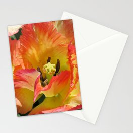 Parrot Tulip #2 Stationery Cards