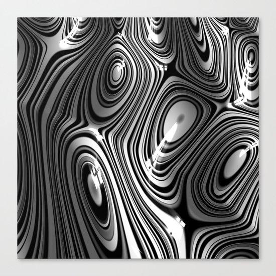 black#193 Canvas Print