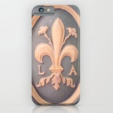 Versallies, France, French wood door Slim Case iPhone 6s