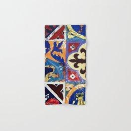 Tiles of Florence Hand & Bath Towel