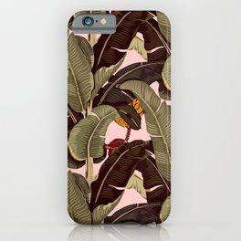 martinique pattern iPhone Case