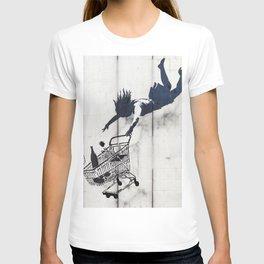 Banksy, Shop Until You Drop T-shirt