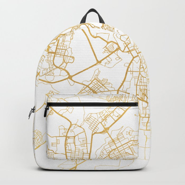 YEREVAN ARMENIA CITY STREET MAP ART Backpack