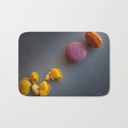 The Art of Food Macaron Crunch Bath Mat