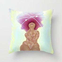 Intense Throw Pillow