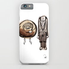 Old couple iPhone 6 Slim Case
