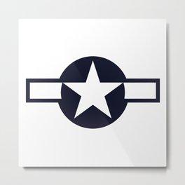 US Army Air Force 1943 Metal Print