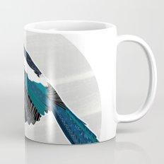 Magpie in Flight Mug