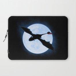 Full Moon Dragon Laptop Sleeve