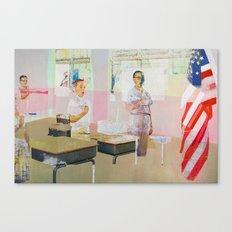 Pledge Class Canvas Print