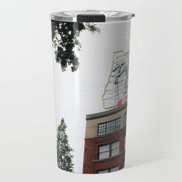 Portland, Oregon Travel Mug