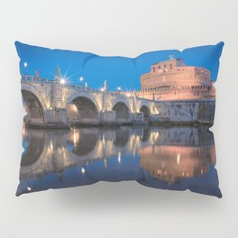 Castel Sant'Angelo Pillow Sham