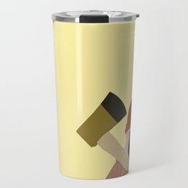 > axe Travel Mug