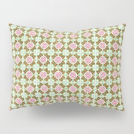 Seamless tile pattern Pillow Sham