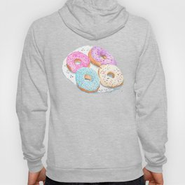 Four Donuts Hoody