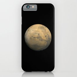 Nasa Picture 14: Mars iPhone Case
