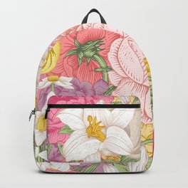 Beautiful meadow Backpack