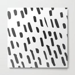 Blotches Metal Print