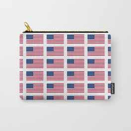 USA 9- america,us,united states,american,new york,hollywoord,spangled,banner,star and strips Carry-All Pouch