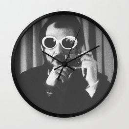 Kubrick Cobain Wall Clock