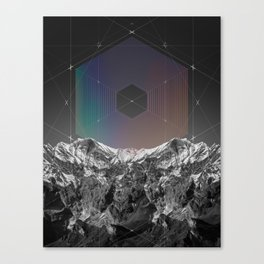 It Cannot Block Out the Sun Canvas Print