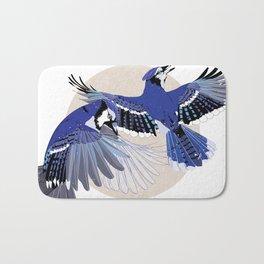 Blue Jays. Bath Mat