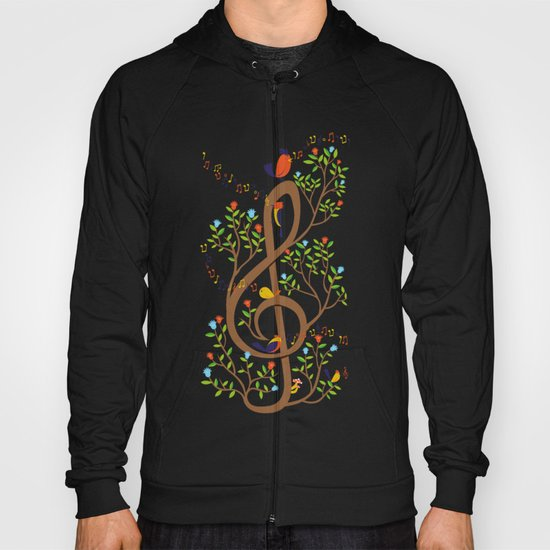 Song birds Hoody
