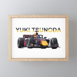 YUKI TSUNODA Framed Mini Art Print