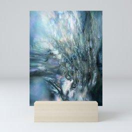Sea Dog Abstract Mini Art Print