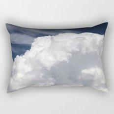 Cumulus Clouds Rectangular Pillow