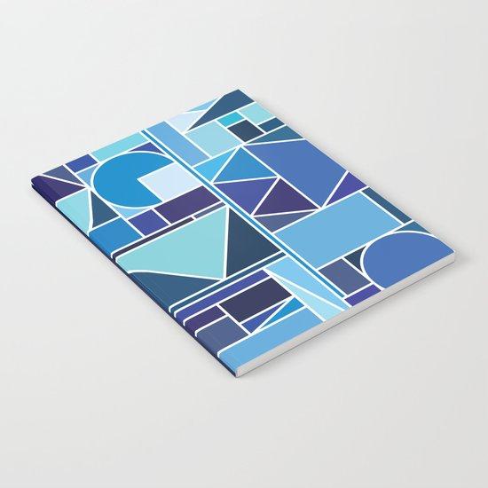 Kaku Blue Notebook