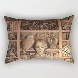 Magpie Rectangular Pillow