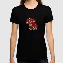 Toad-Eating Mushrooms T-shirt